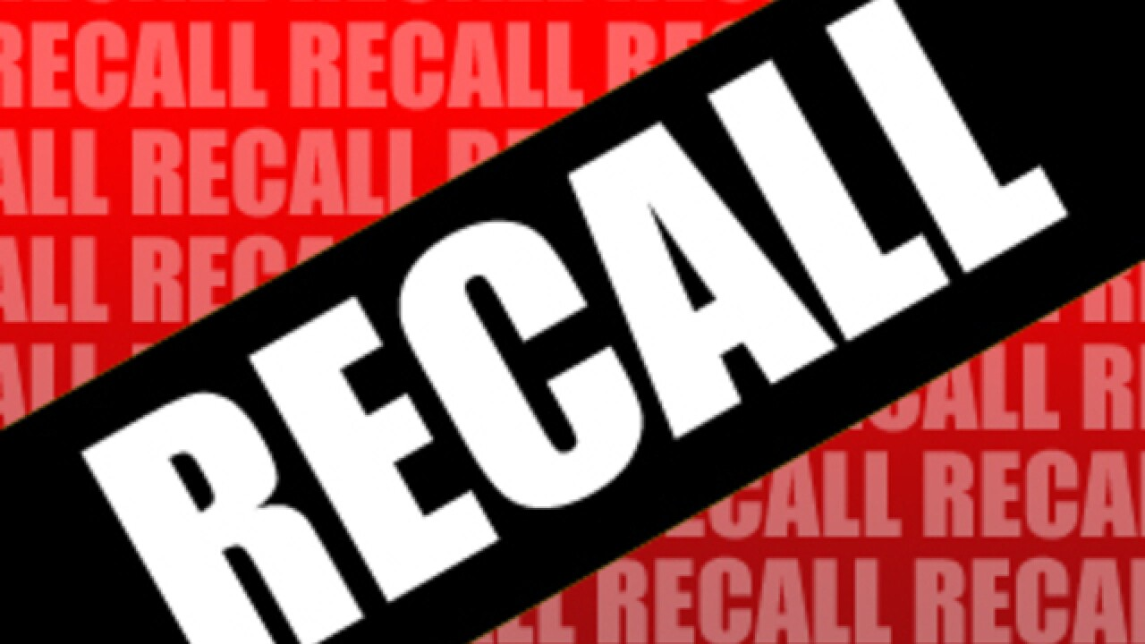 Lexus recalls 121,000 vehicles