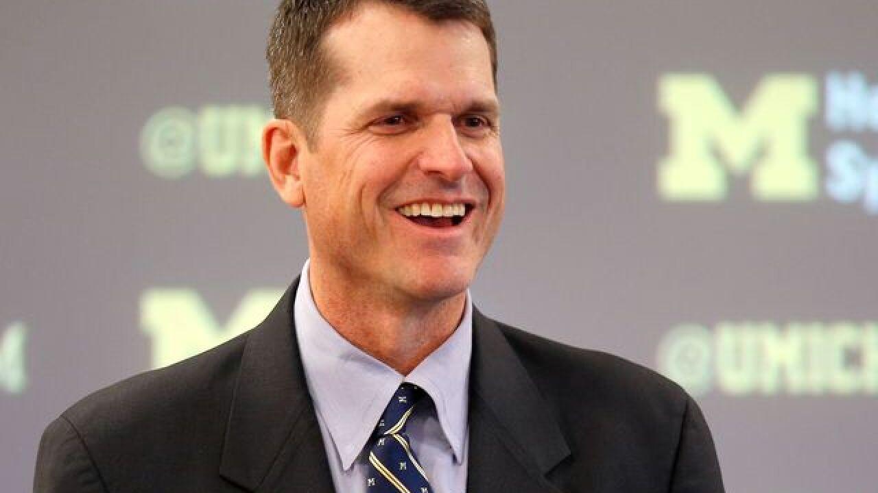 Ohio St.-Michigan rivalry full of Cincy ties
