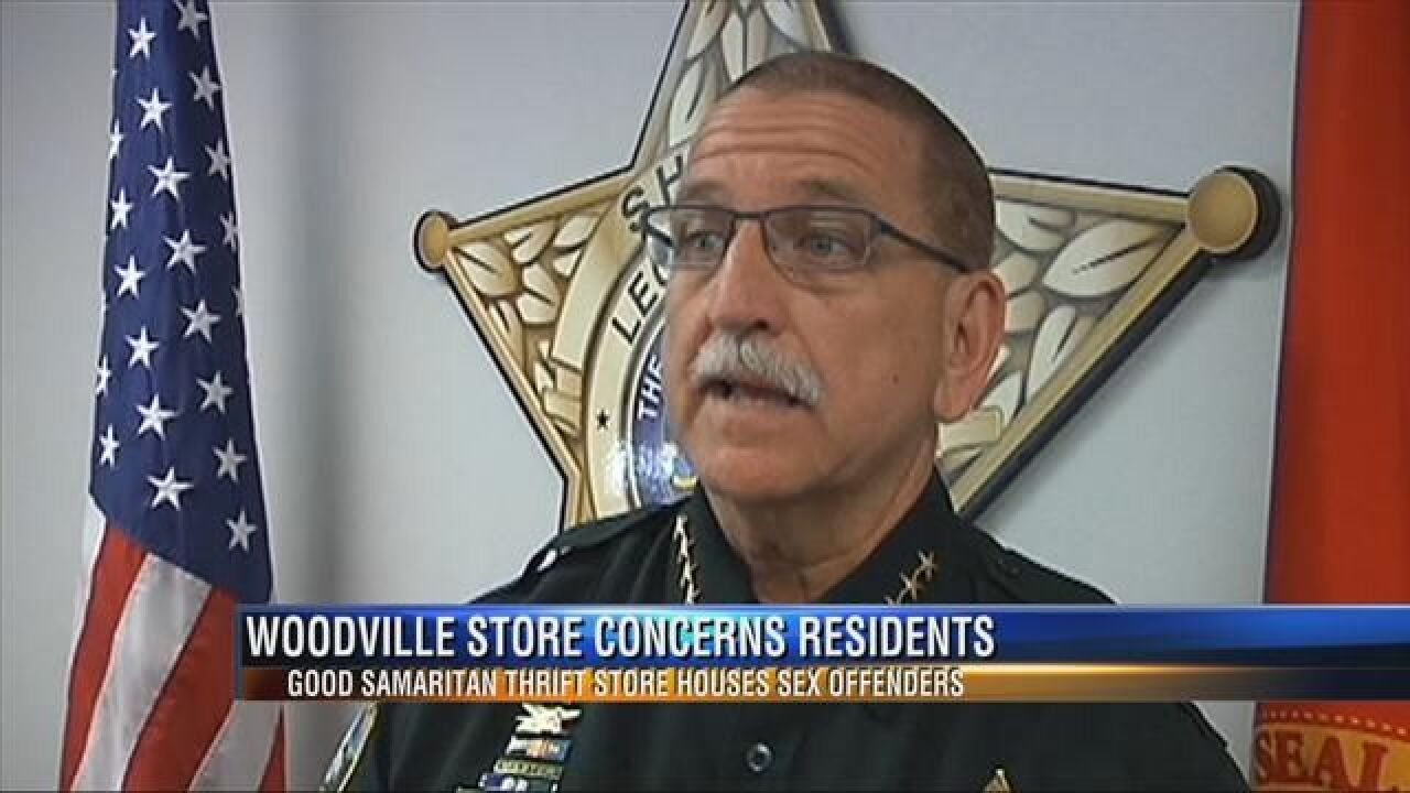 Sheriff Says Sex Offenders Living on Woodville Hwy Are Not Breaking the Law