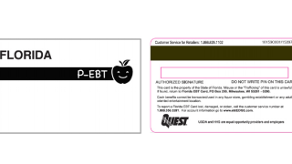 Pandemic-EBT cards begin arriving in mailboxes across Florida