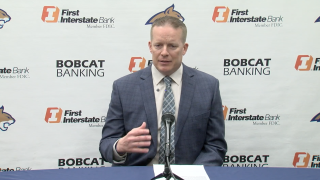 Montana State Bobcats new head coach Brent Vigen set his sights on FCS Championship