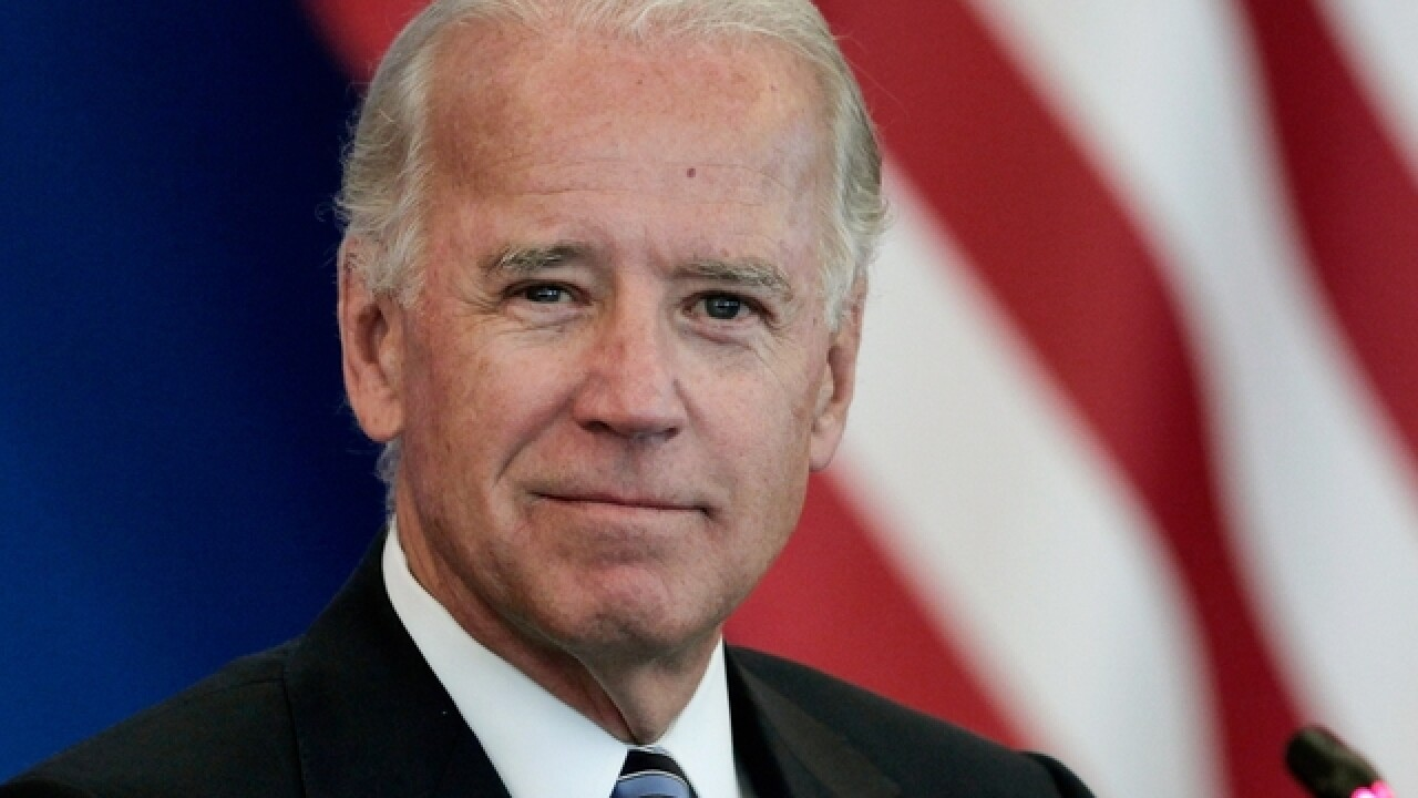 Biden makes surprise trip to Iraq