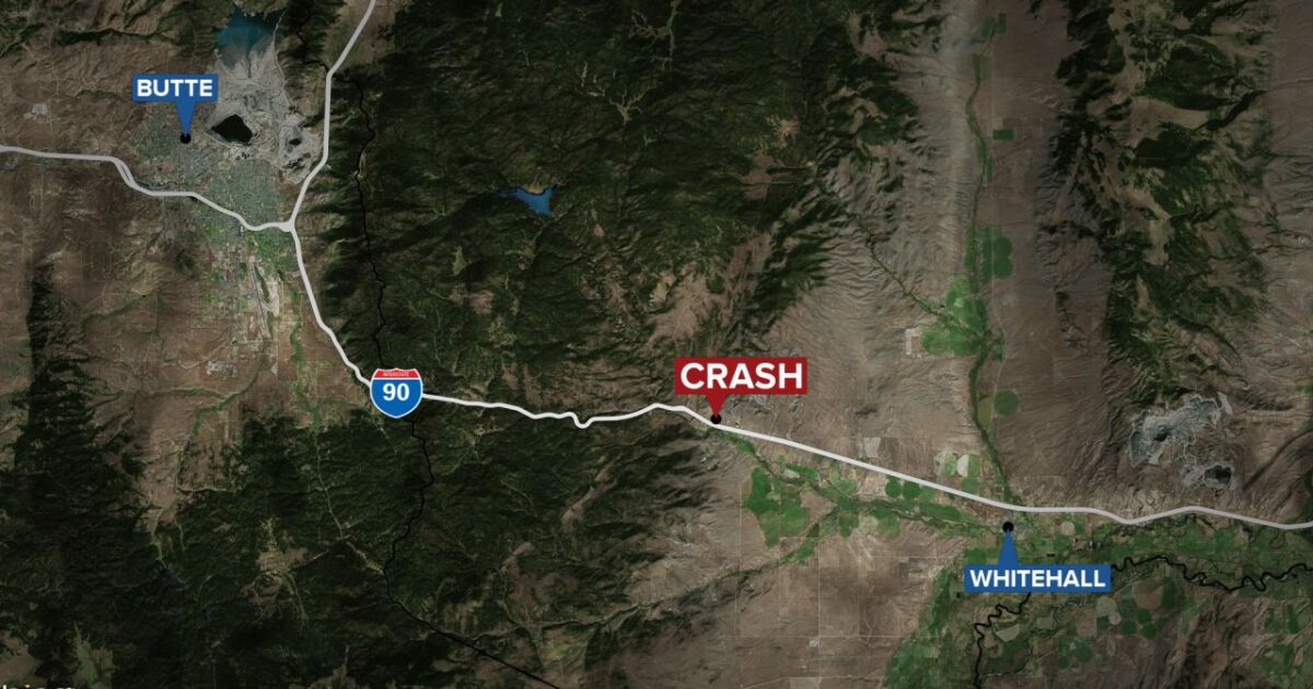 Four people dead, two injured in Jefferson County crash