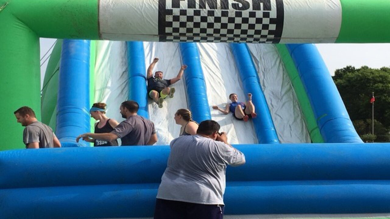 PHOTOS: Insane Inflatable 5K at ORU