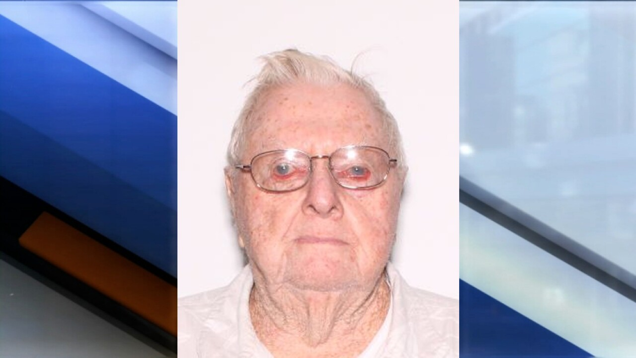 89-year-old man arrested for inappropriately touching