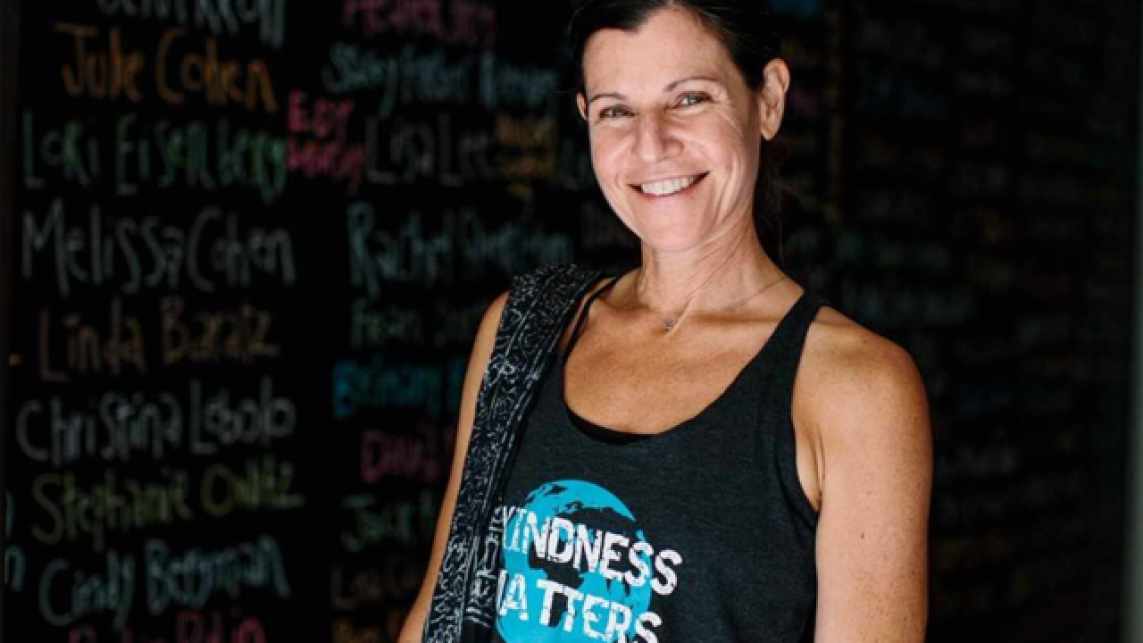 Boca Raton woman honored for kindness group
