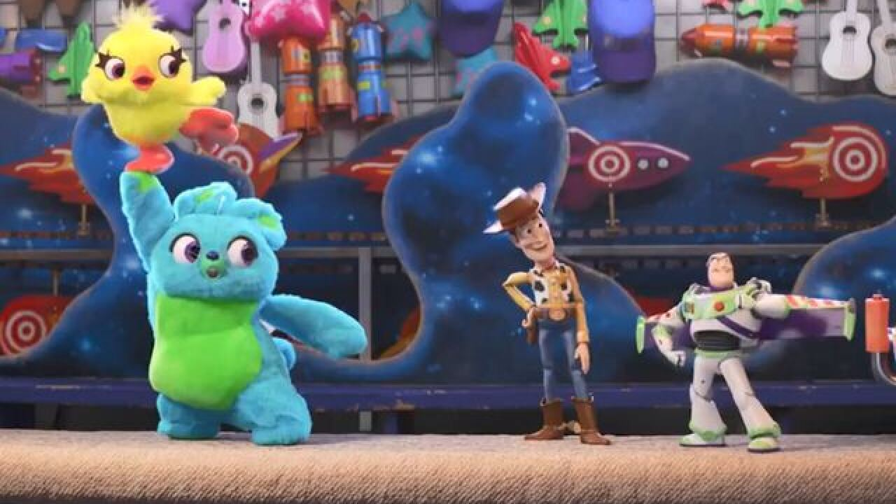 Second Toy Story 4 teaser reveals new characters