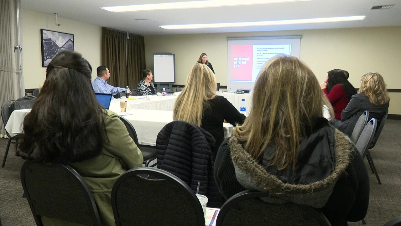 Missing Indigenous Persons Task Force provides update at Great Falls meeting