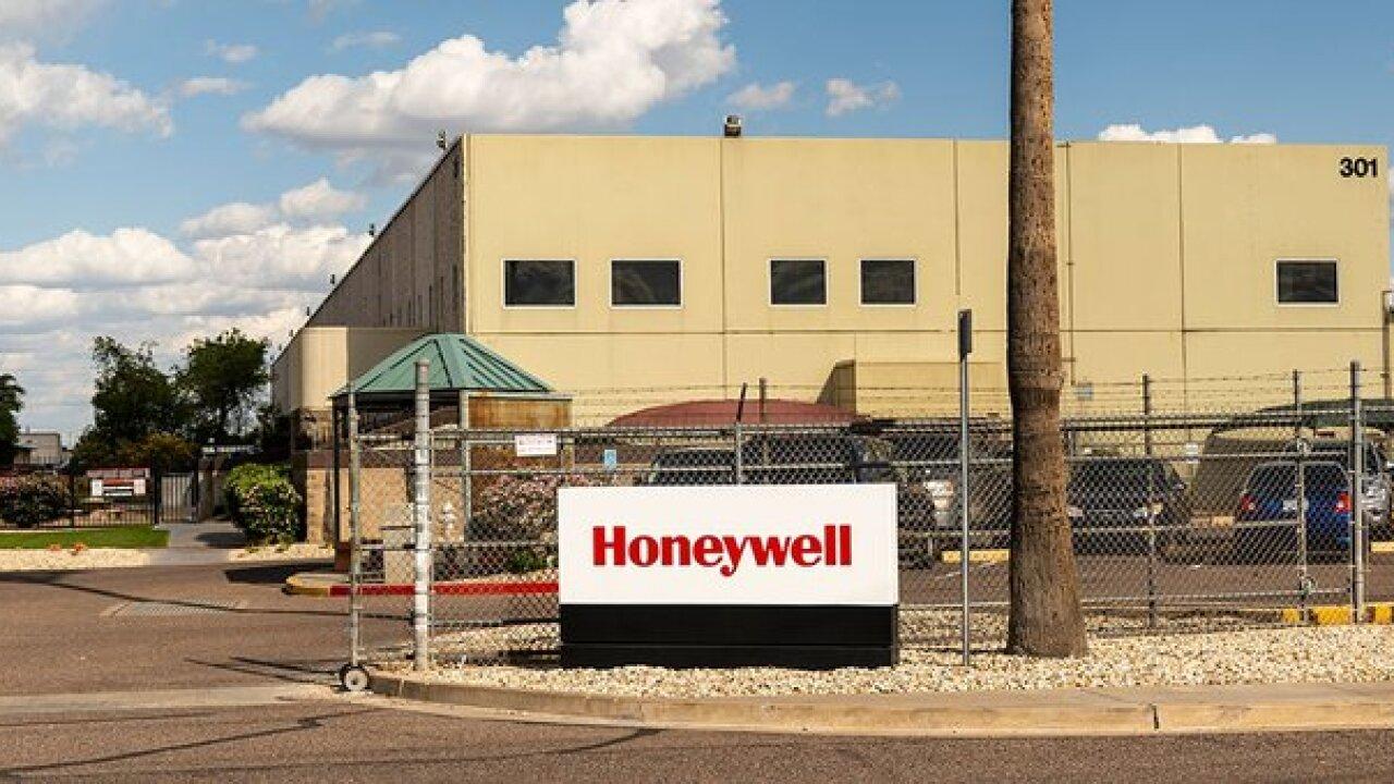 Honeywell facility in Phoenix