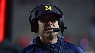 Jim_Harbaugh_Michigan v Rutgers