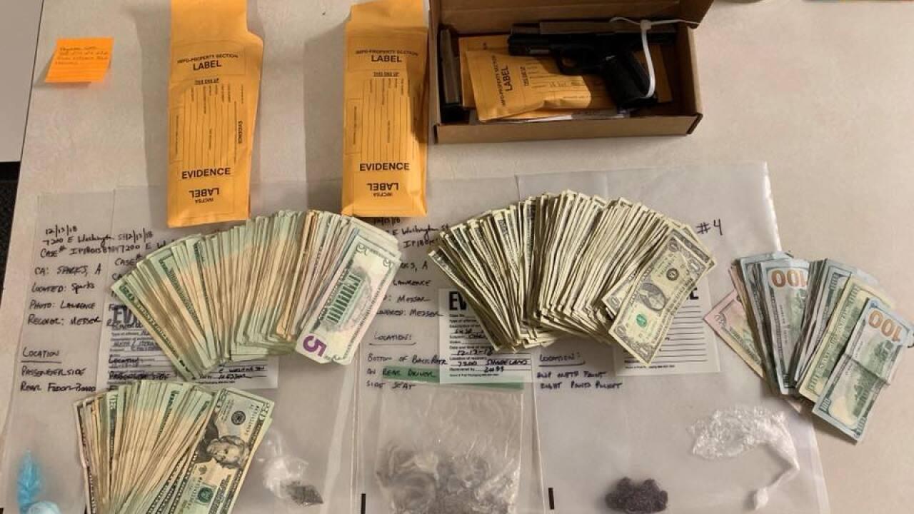 IMPD east district drug bust
