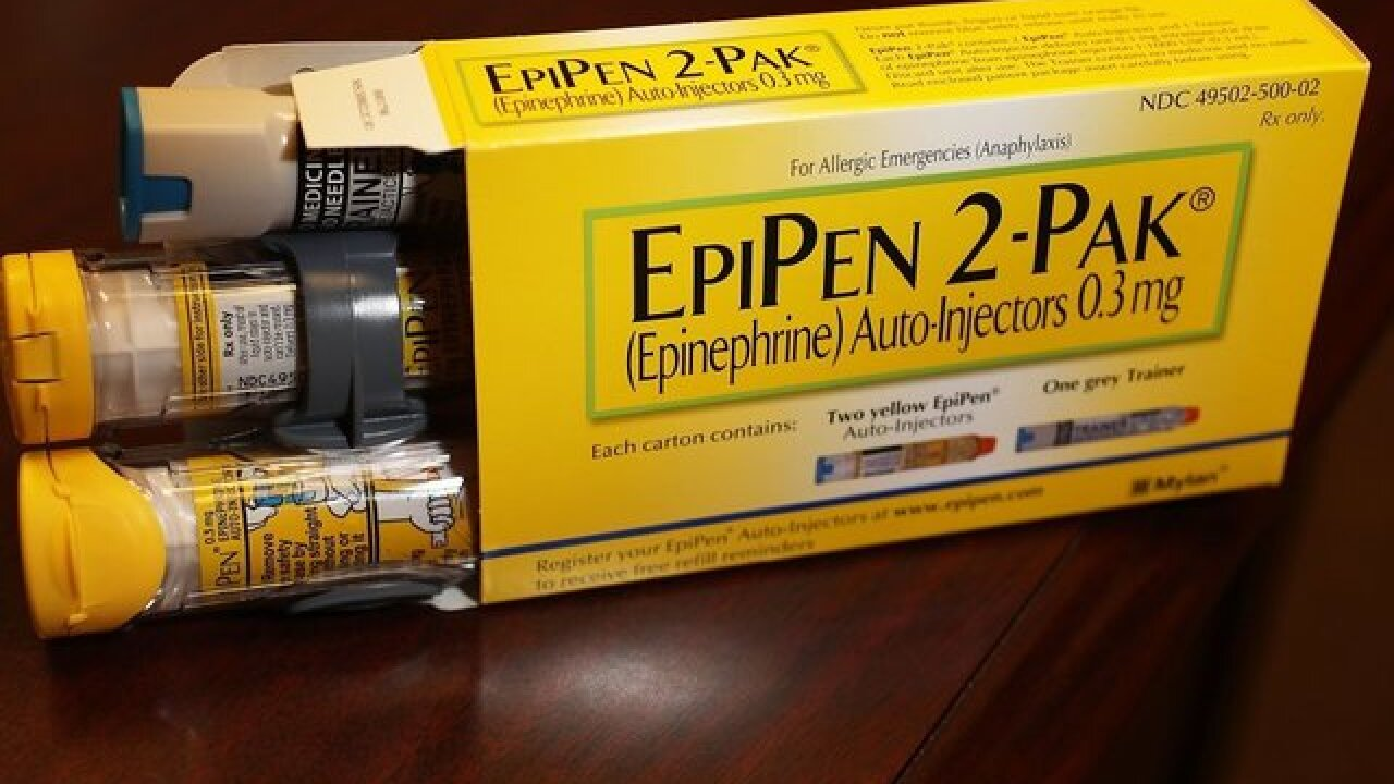 First generic EpiPen gets FDA approval