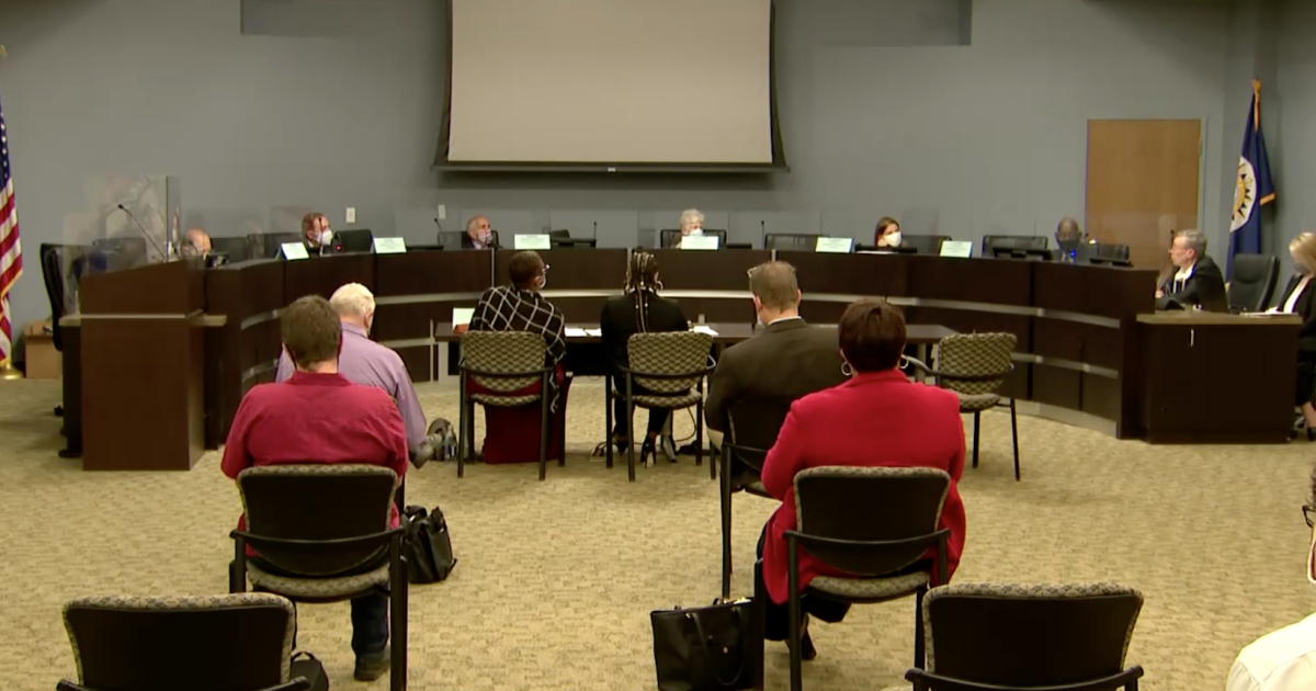 Davidson County Election Commission debates property tax referendum