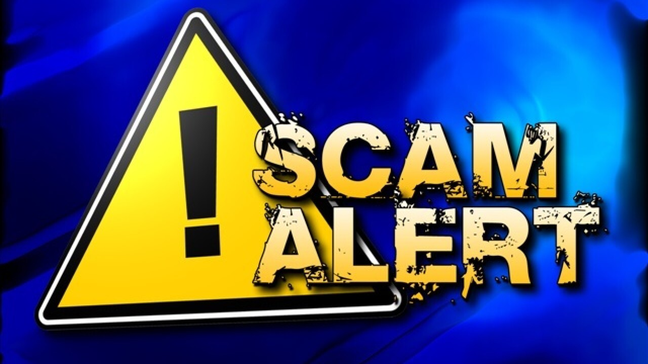 Police warn of scam using Facebook message