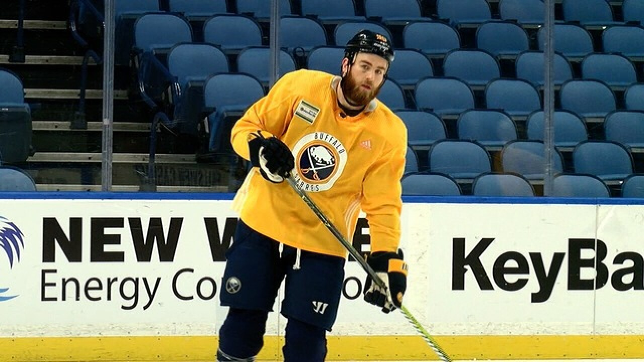 Sabres' Ryan O'Reilly to represent Team Canada at IIHF World Championships