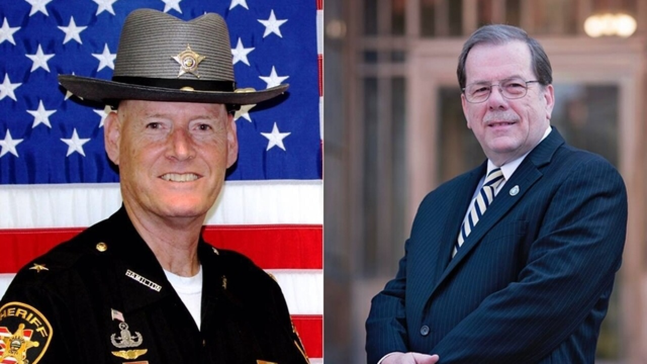 Hamilton County Sheriff Jim Neil wins re-election