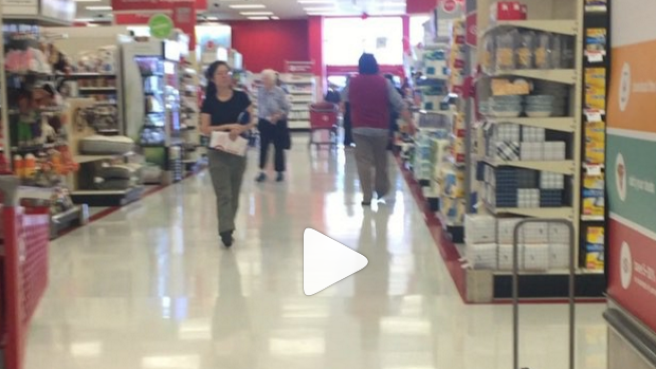 'This was rated X!' Customers say porn played over Target store'sintercom