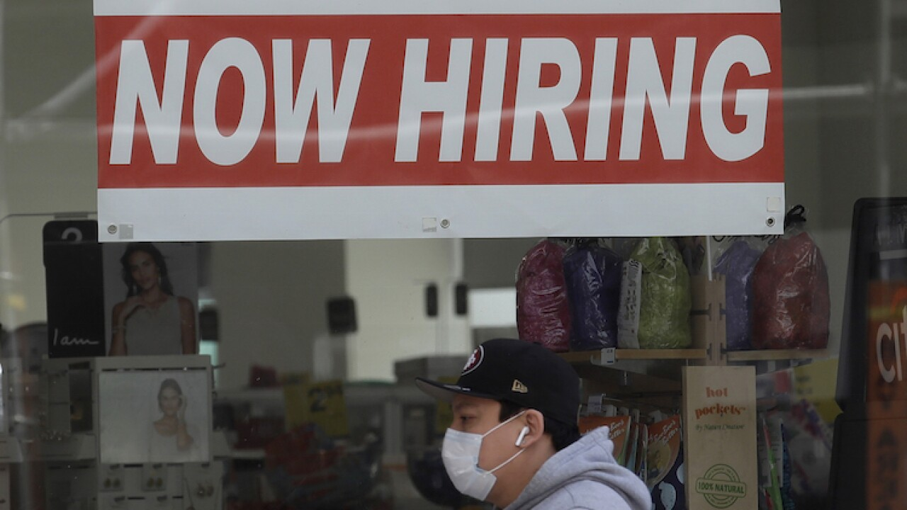 Virus Outbreak California Jobs