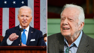 Jimmy Carter Joe Biden
