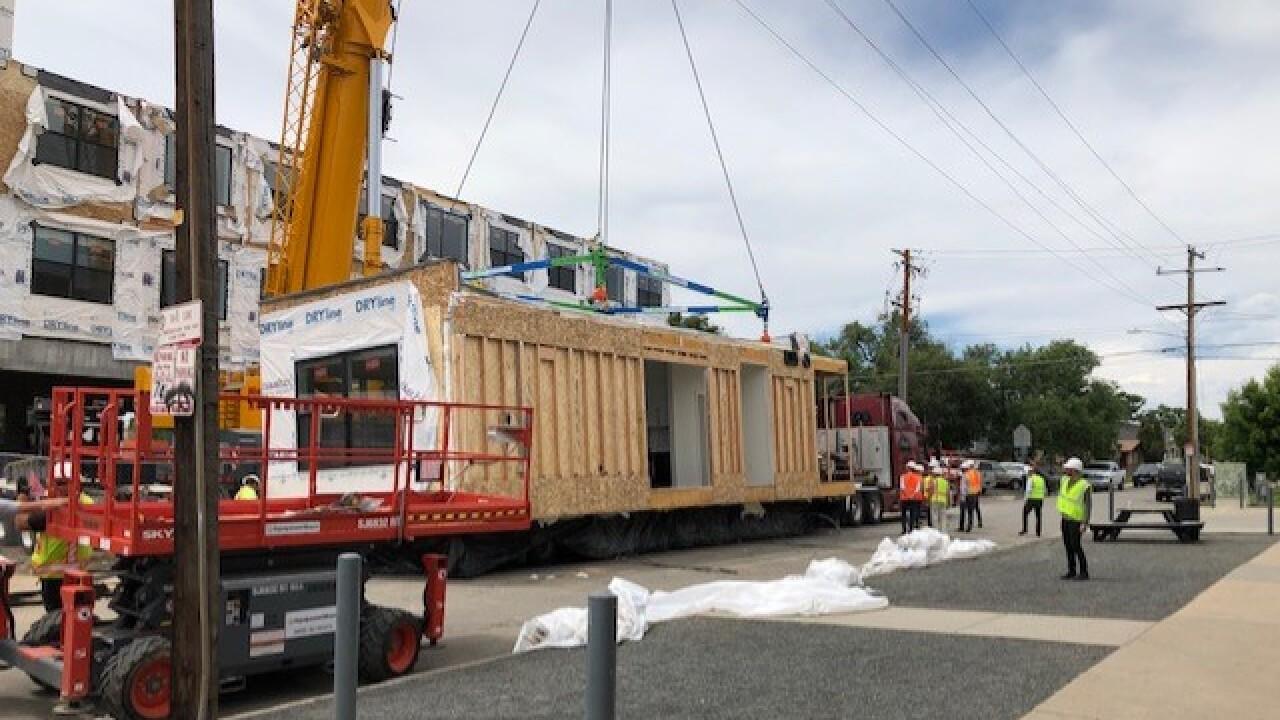 Nashua Builders Modular Home
