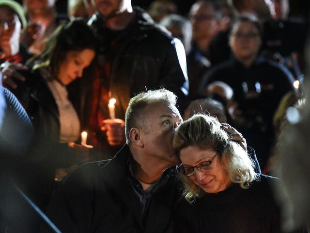 Photos: Residents mourn victims of New York limo crash that killed 20