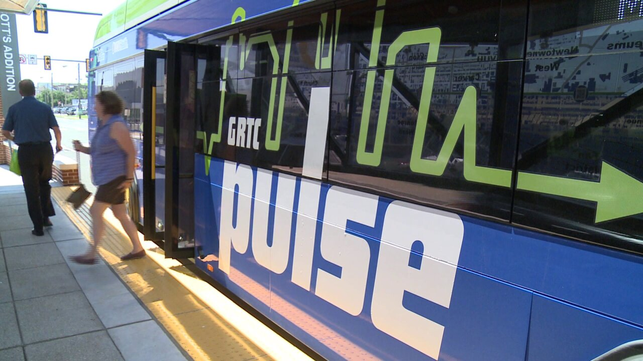 11 facts about GRTC Pulse to celebrate its first birthday