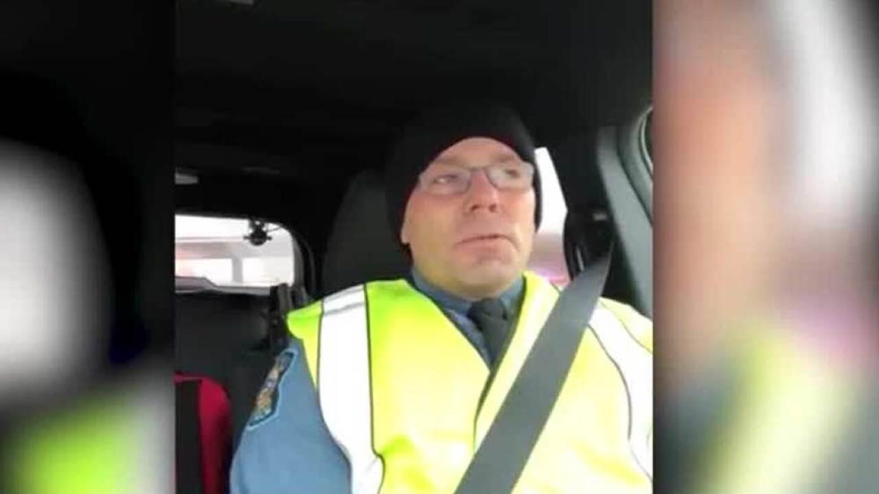 Kansas Trooper Ben Gardner