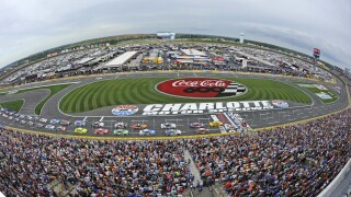 NASCAR plans to run 7 events in 10 days in May
