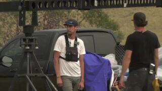 Fly fishing movie is being filmed in Southwest Montana