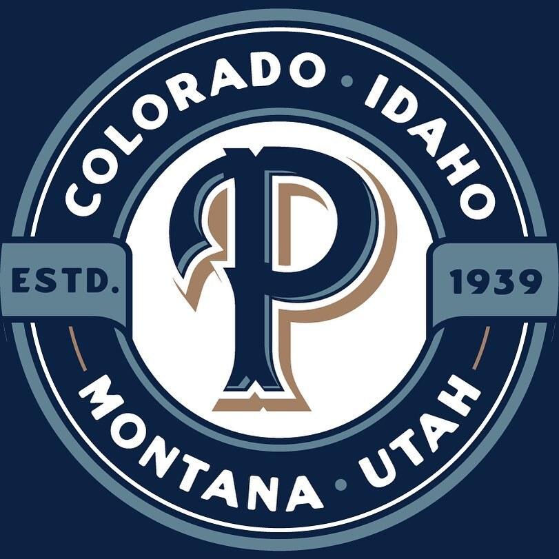 Pioneer League New Logo Tall