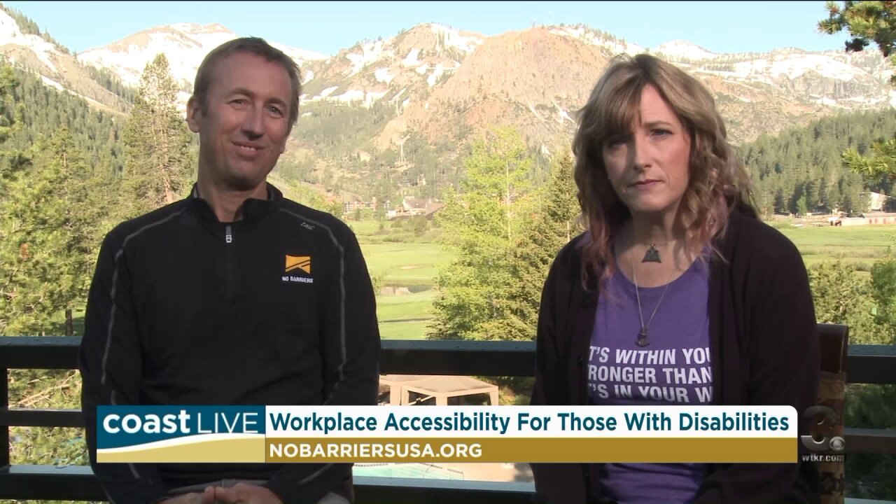 How the workplace is adapting to better serve those with disabilities on Coast Live