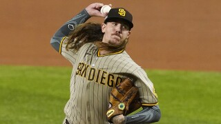 Mike Clevinger San Diego Padres