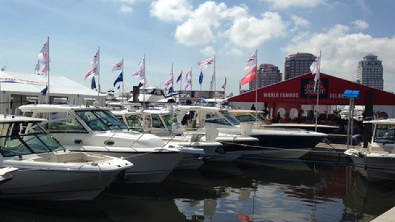 Preps underway for Palm Beach Boat Show