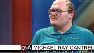 Out and About Today: Michael Ray Cantrell