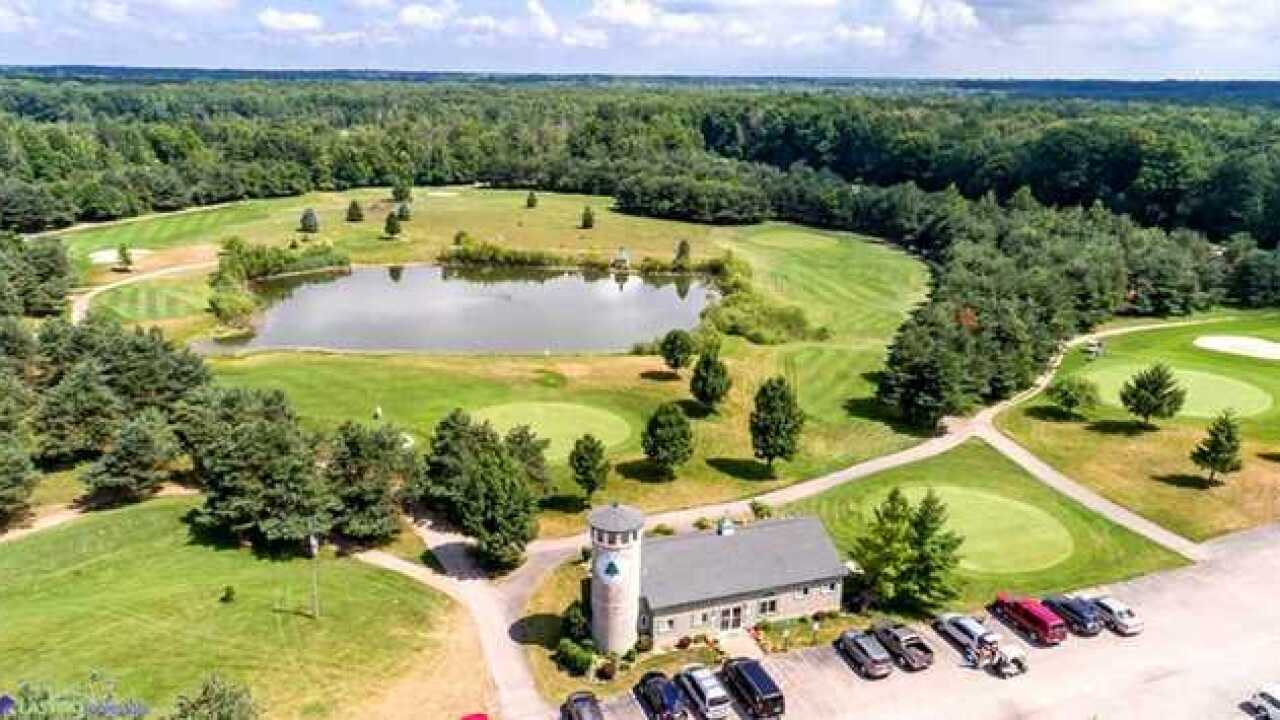 Golf Course in Grand Haven, MI its the auction