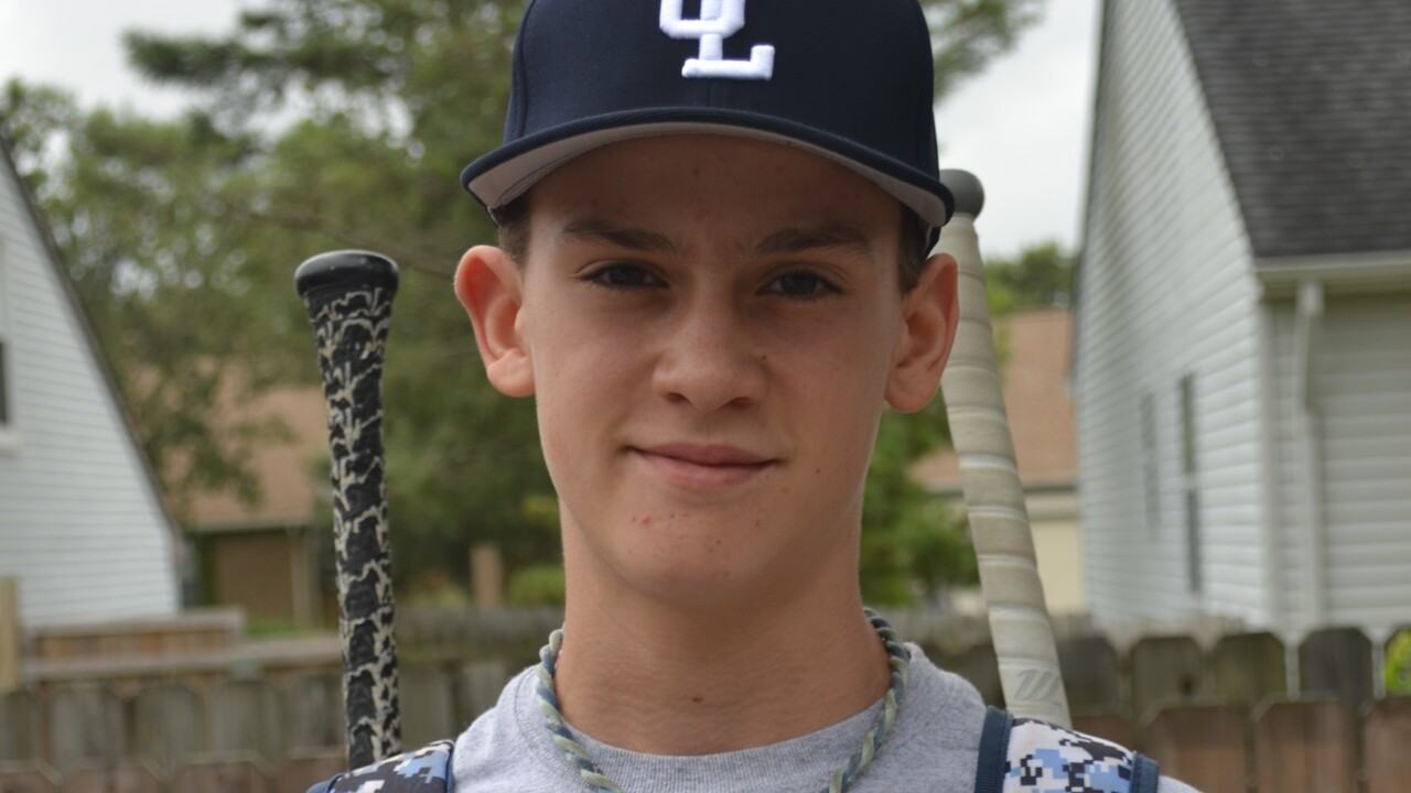 Jacob Shaw, Ocean Lakes High School.JPG