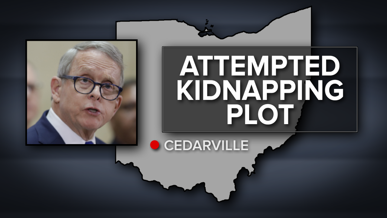Ohioan reports being recruited for plot targeting Gov. DeWine at his home