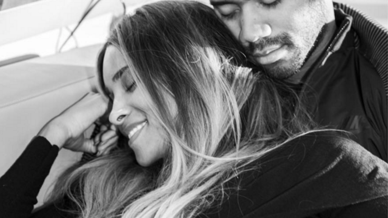 Russell Wilson, Ciara expecting first child together