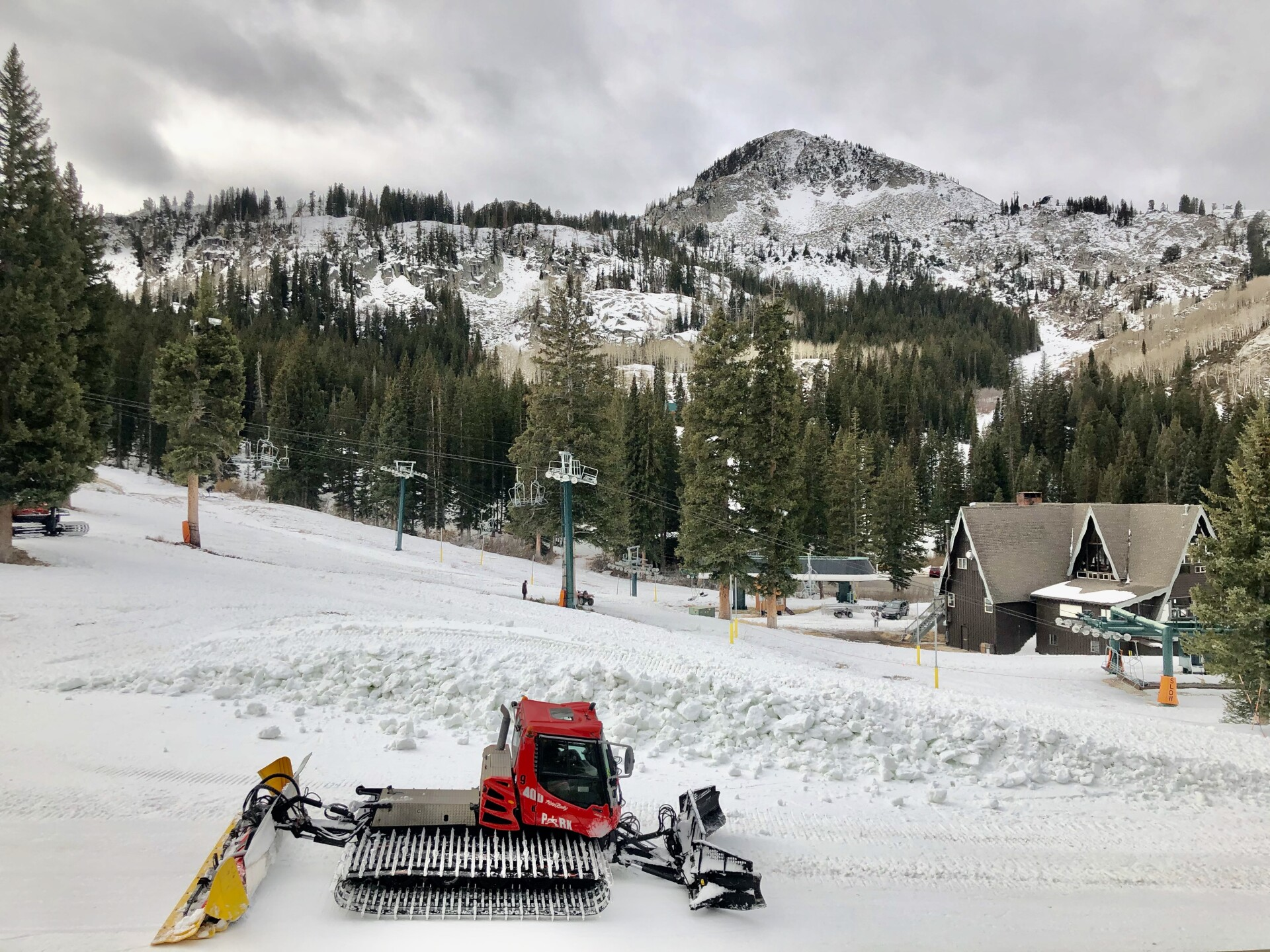 Photos: Brighton Resort holds opening day