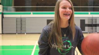 Weber's Will: Belgrade's Gabby Weber seeking return to basketball court after battling rare injury