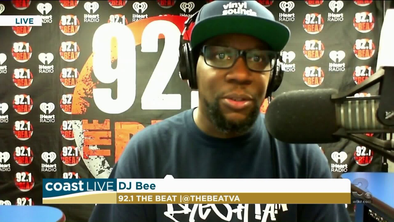 Music news with DJ Bee from 92.1 The Beat on CoastLive