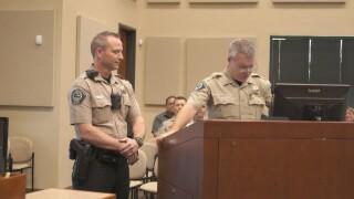 Police chief Matt Clifford