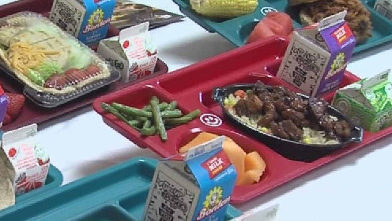 Area schools feed kids despite canceled classes