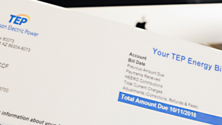 TEP creates new monthly bill design