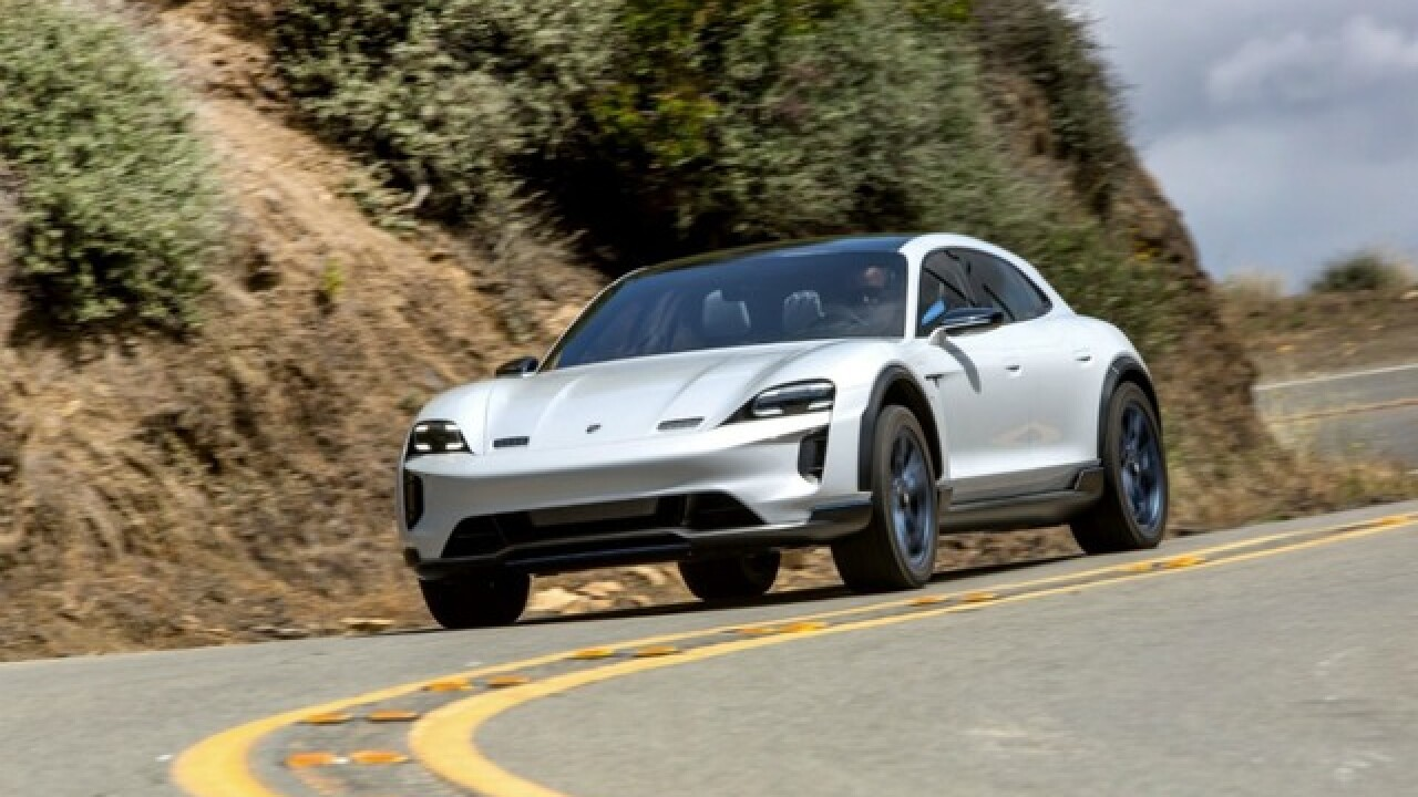Taycan: The story behind Porsche's first-ever electric car