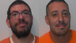 Sheriff's office looking for 2 inmates who escaped from Custer County Jail