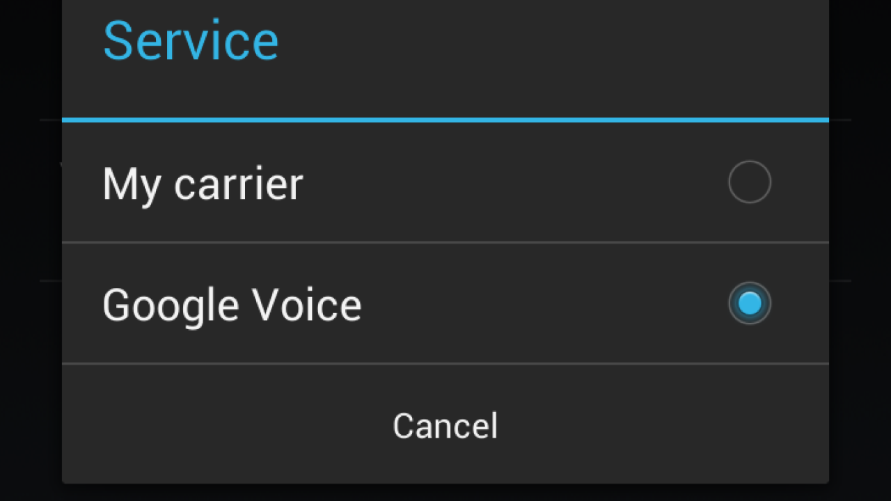 Missed Calls, Voice mail or Google Voice?