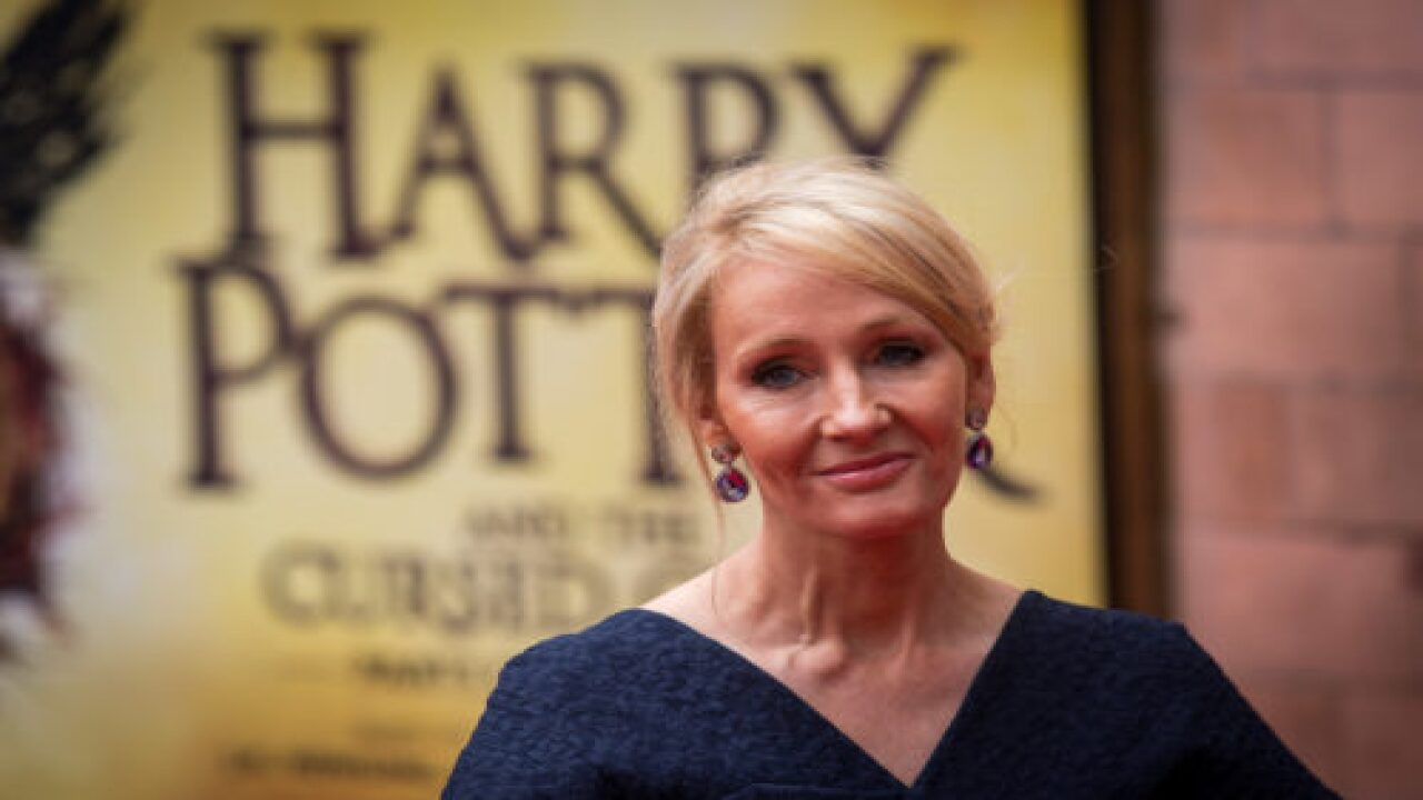 J.K. Rowling Is Releasing 4 New 'Harry Potter' Stories—And They're Coming Soon