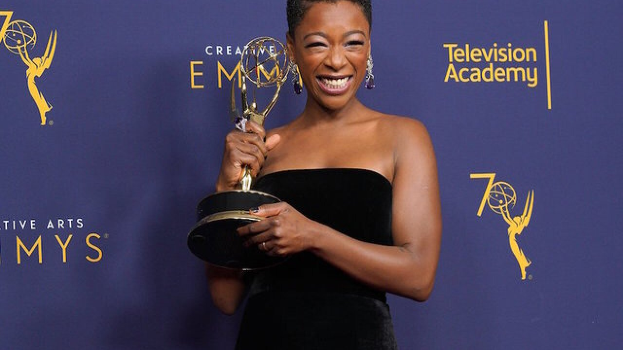 70th Emmys make history as black actors sweep guest star categories