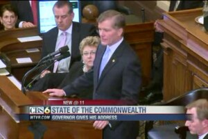 Gov. McDonnell delivers State of the Commonwealth